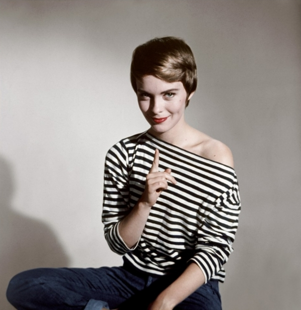 jean-seberg color