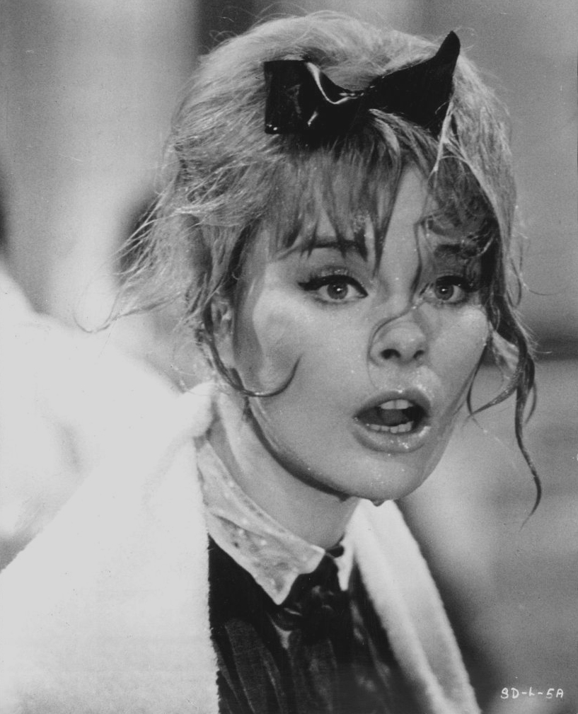 Elke Sommer Nude Pictures