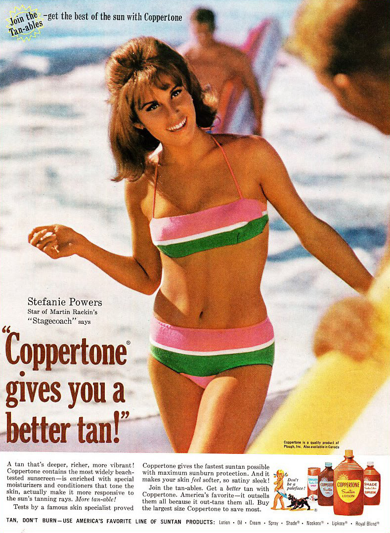 Stefanie powers american film and television actress