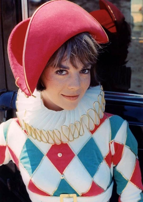 Natalie Wood harlequin