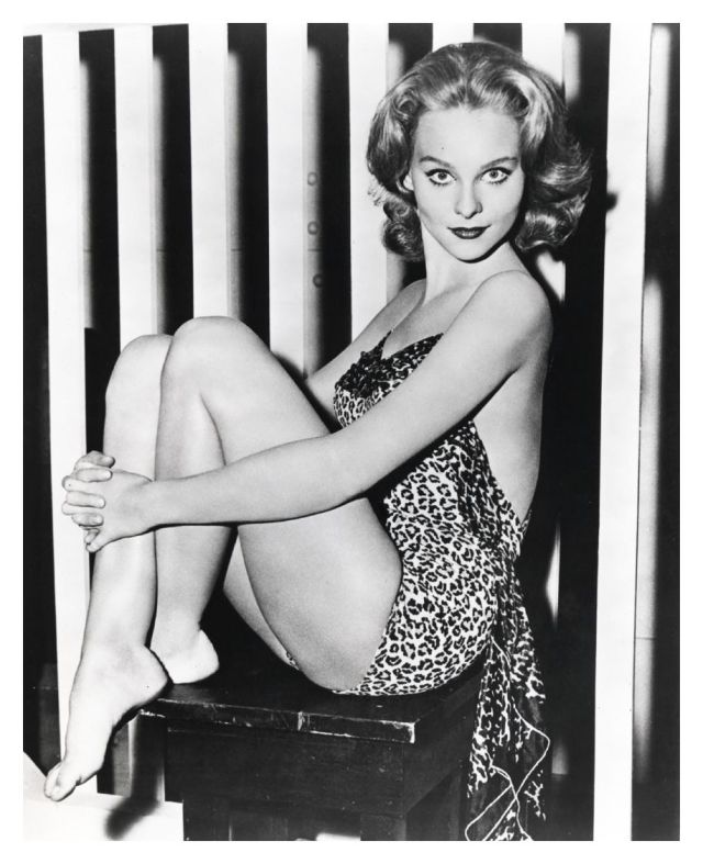 1941 Diane McBain - swimsuit