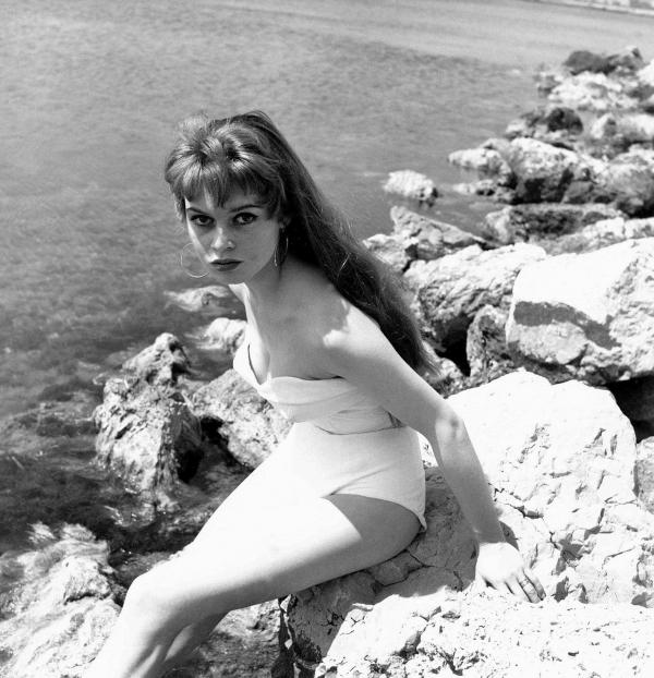 Brigitte Bardot sm one piece