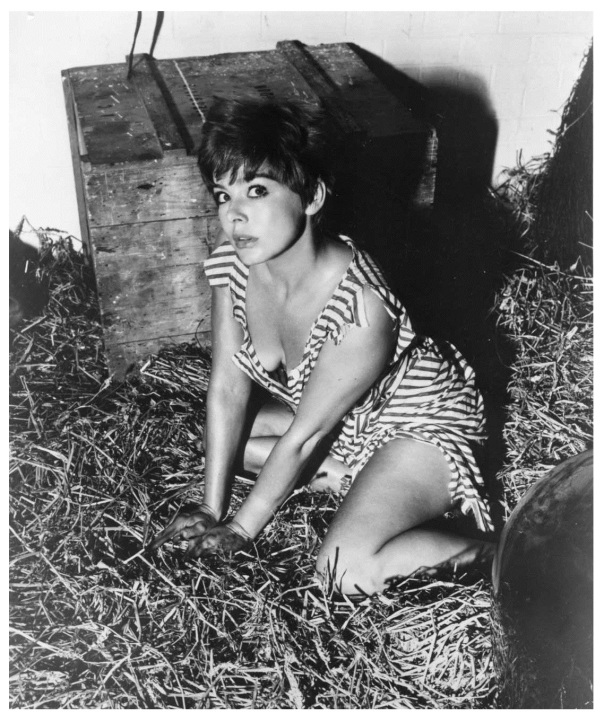 1934 Janet Munro 1934-72 UK Disney farmgirl