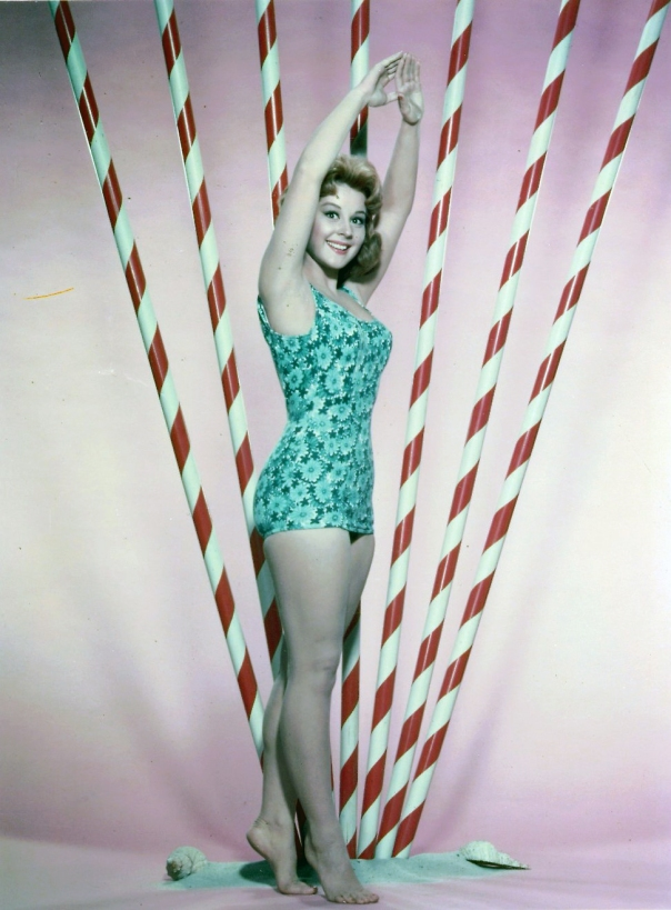 1942 Sherry Jackson straws