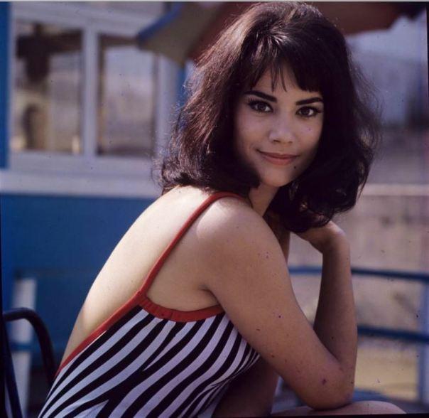 Claudine Auger 1958-2