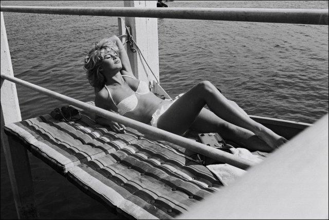 Brigitte Bardot LP cover -2