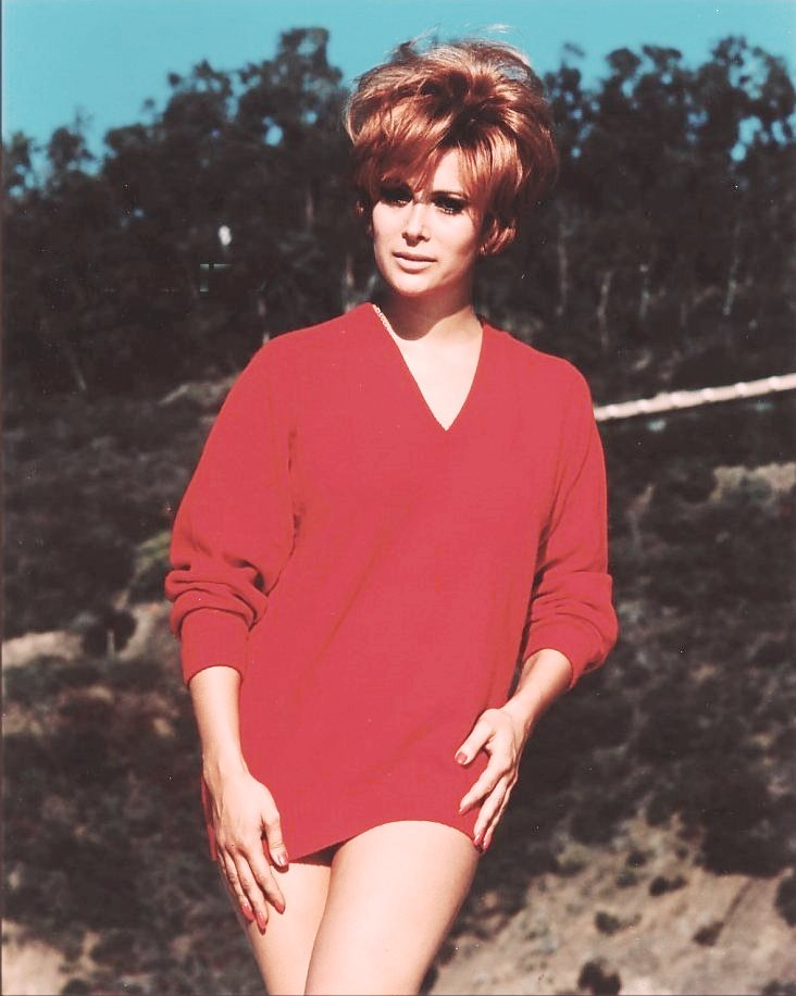 Jill st john american actress of the 1960s source fookdamorph