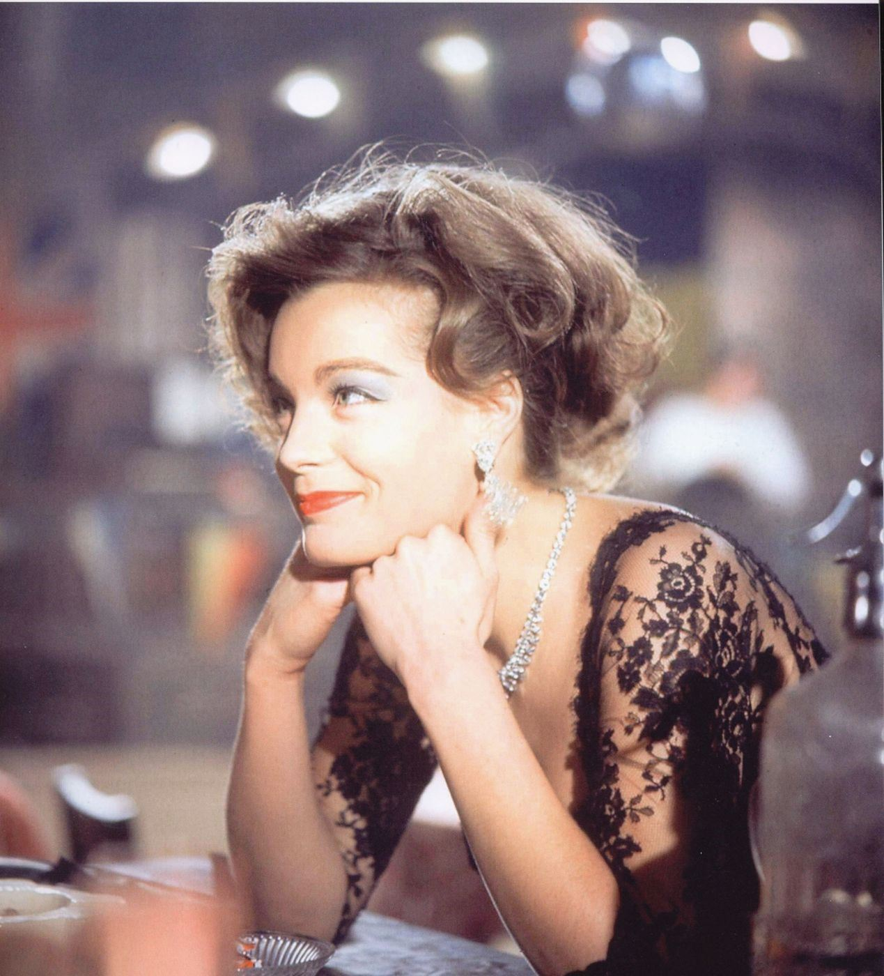 Romy schneider dress