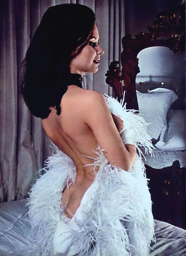 1938 Susan Strasberg Playboy NIBBLES
