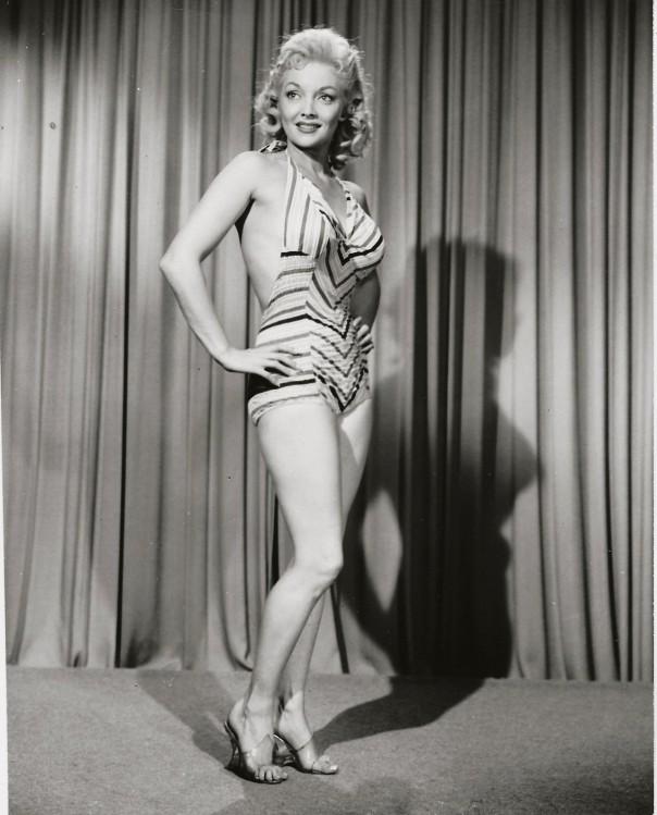 1927 Marie Blanchard standing jean jeanie