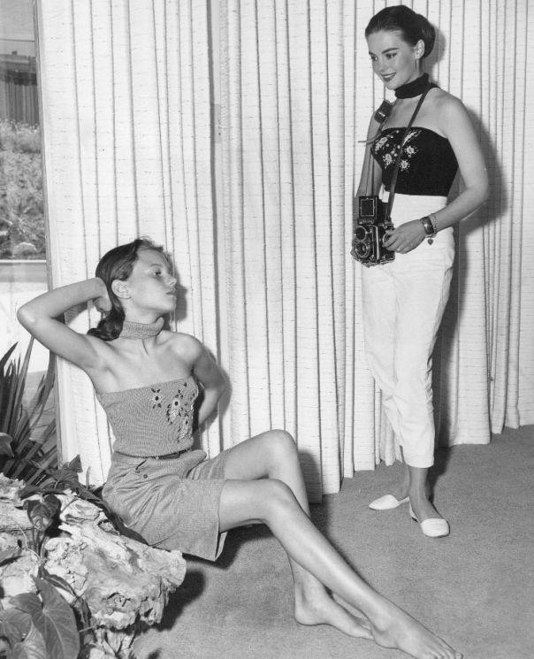 Natalie Wood + Lana