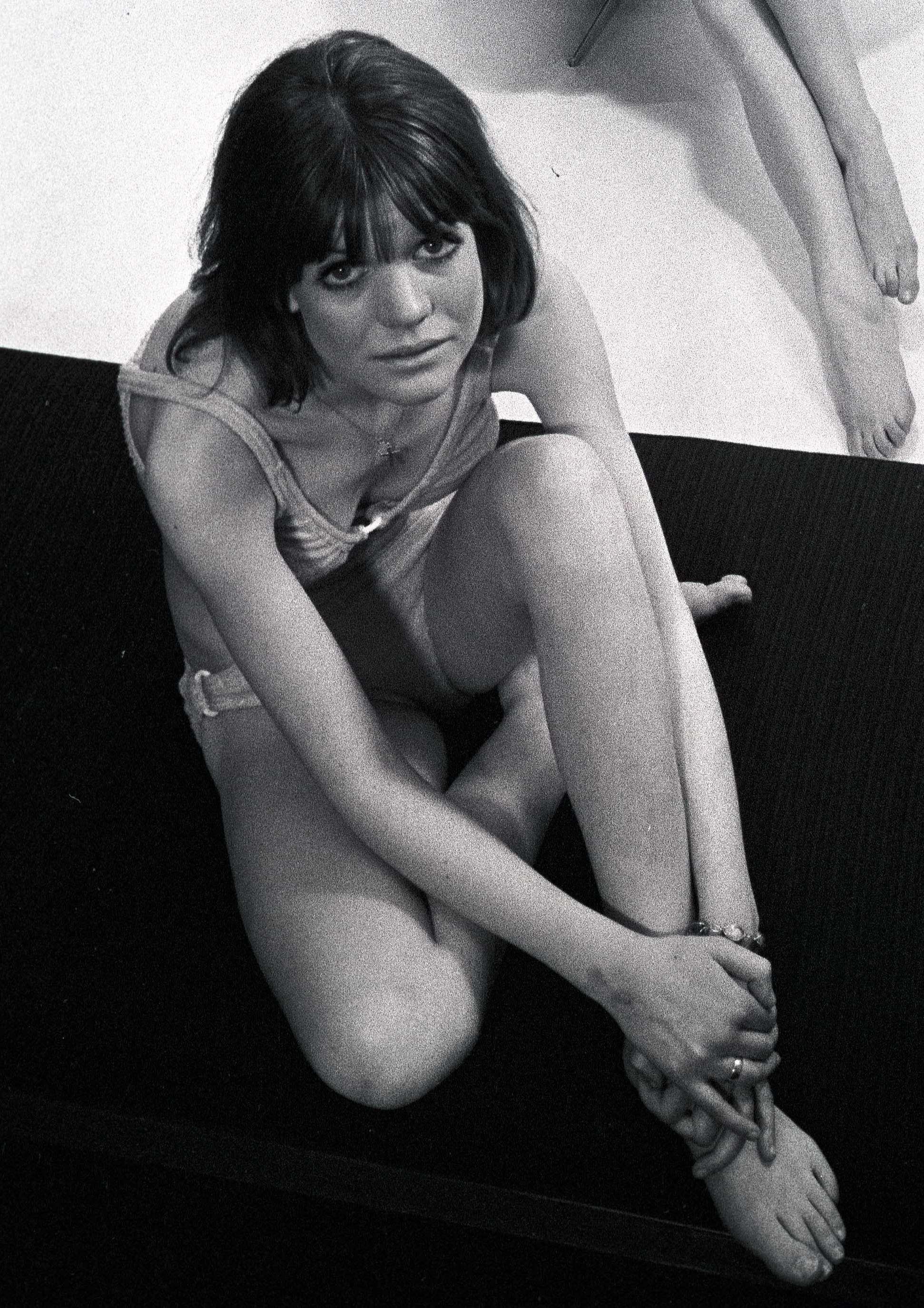 Judy geeson upskirt pics