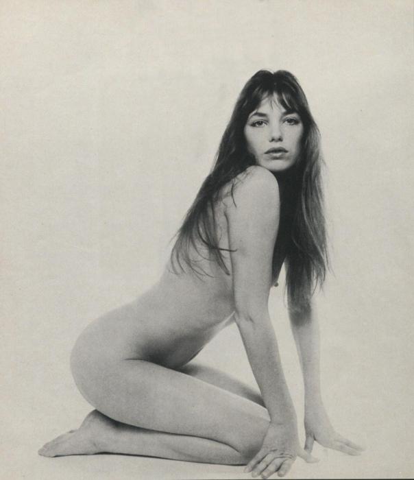 Jane Birkin Naked 39