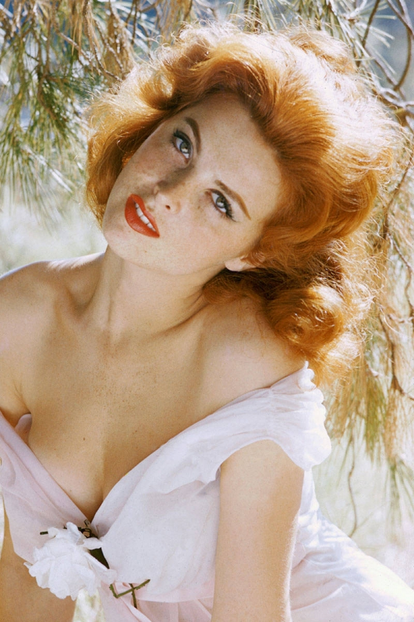 tina Freckles redhead