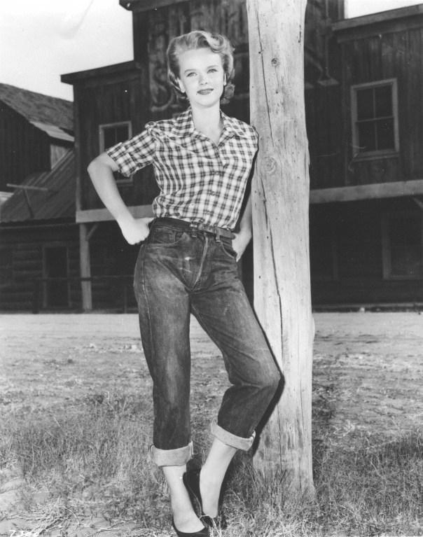 Anne Francis western