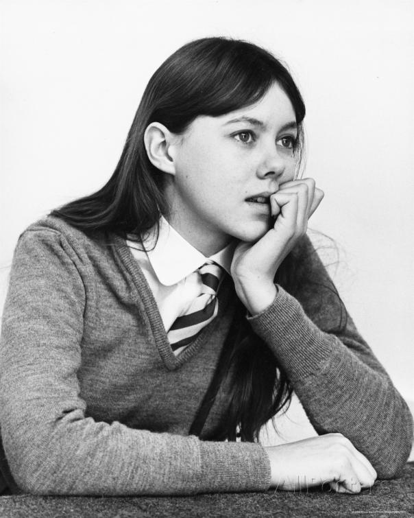 Jenny Agutter At School