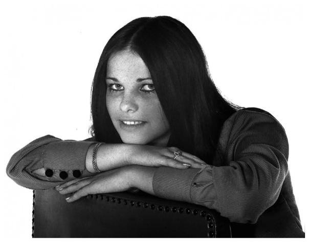 Ilona Staller, 1969.