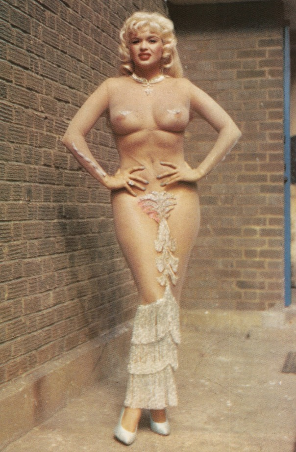 Jayne Mansfield flesh