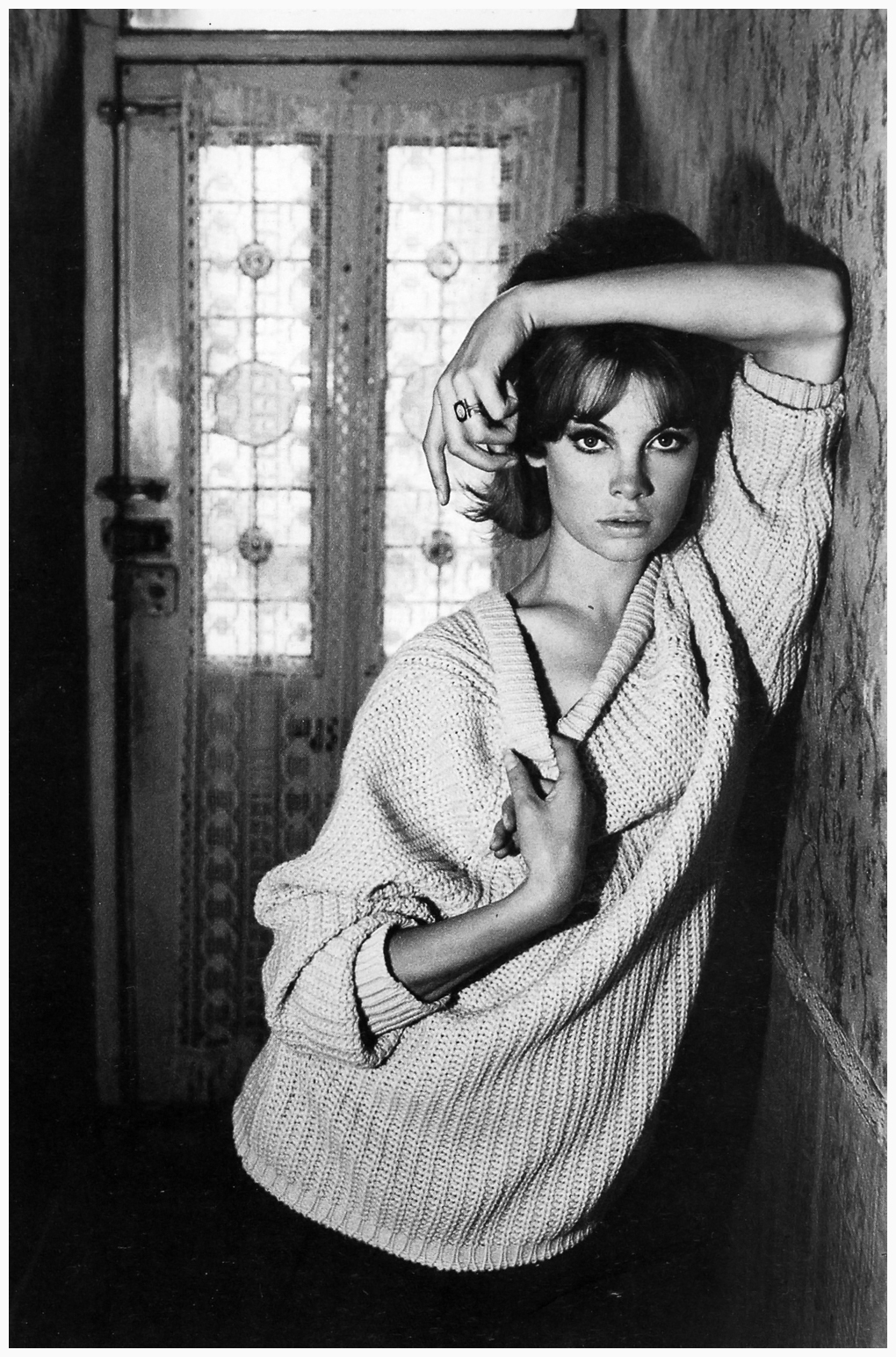 Jean Shrimpton By David Bailey 24 Femmes Per Second