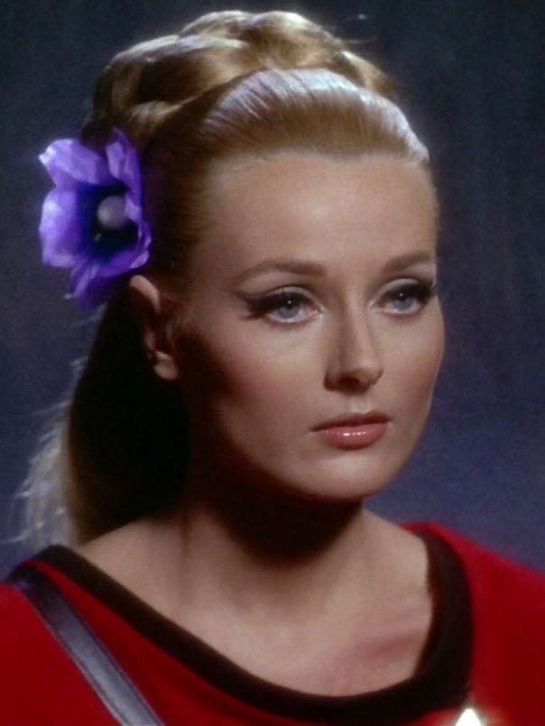 Beautiful Women Of Star Trek