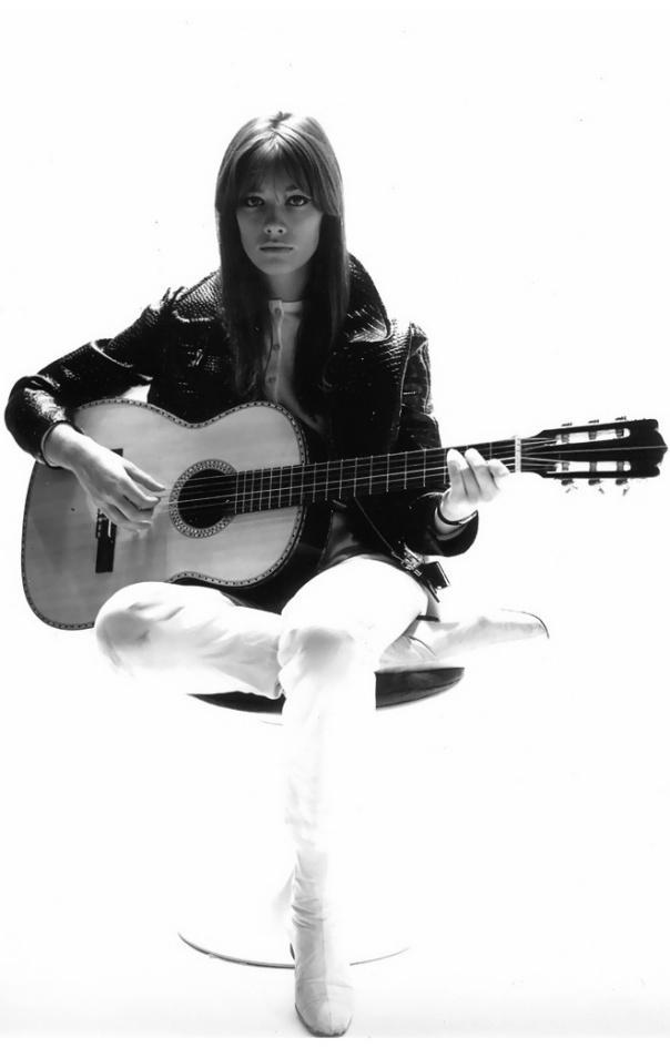 francoise hardy guitar