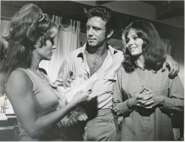 MICHELE CAREY:TONY FRANCIOSA:THE SWEET RIDE:8X10 ORIGINAL PHOTO AA6538