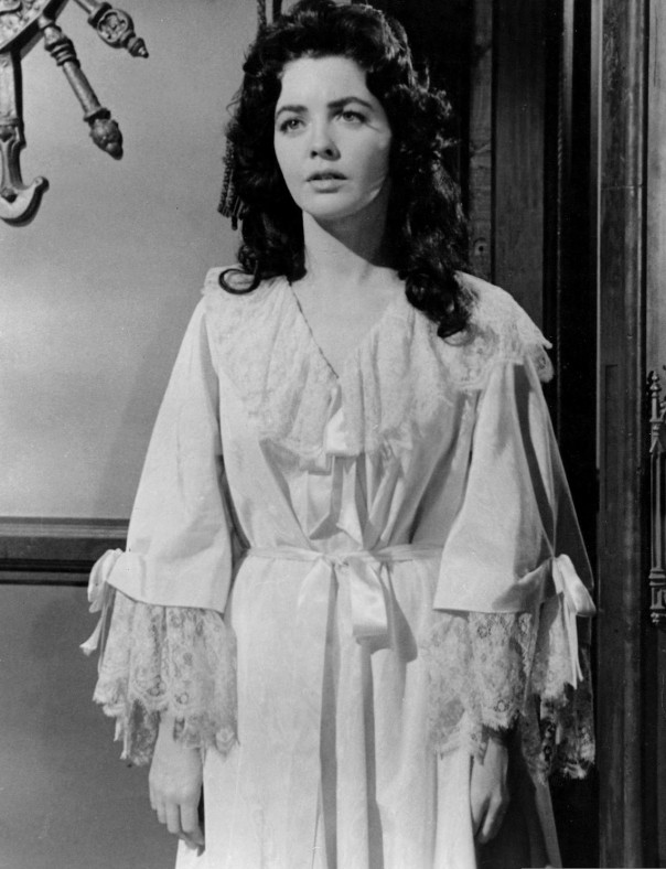 Myrna Fahey (1933 - 1973) HOUSE OF USHER VINCENT PRICE B12