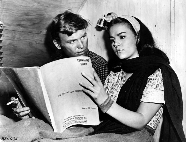 Natalie Wood and Tab Hunter - the girl he left behind