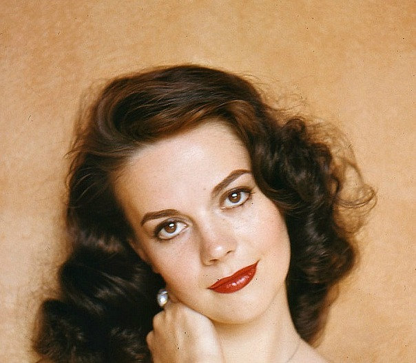 Natalie Wood Peter Basch