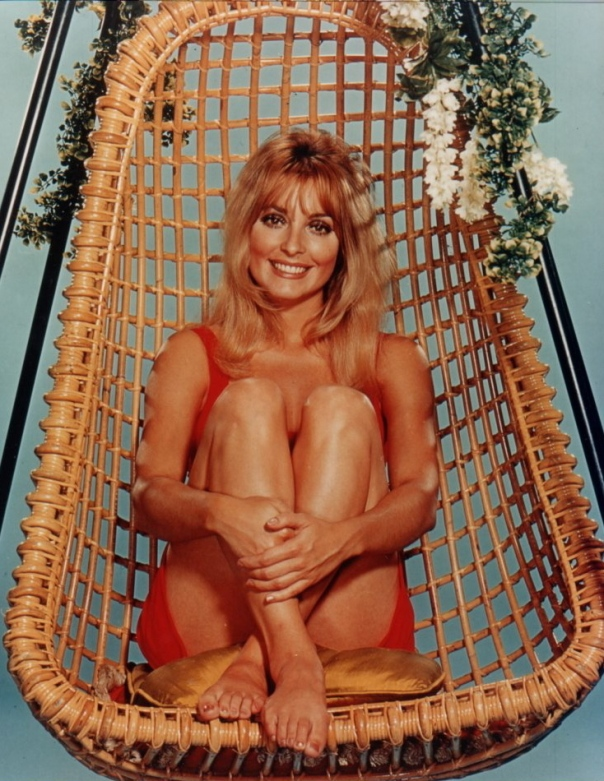 Sharon Tate basket chair
