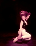 Tina Louise red