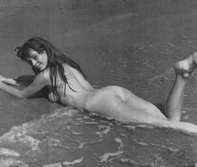 Brigitte Bardot Naked On The Beach  Femmes Per Second