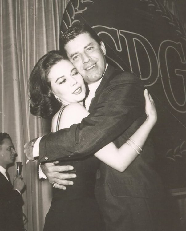1938 Natalie Wood and Jerry Lewis