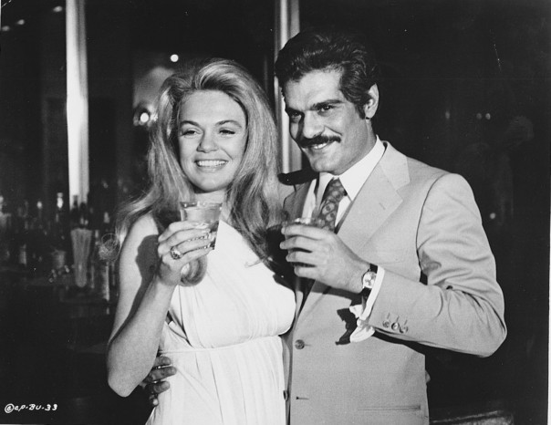 Dyan Cannon Omar Sharif