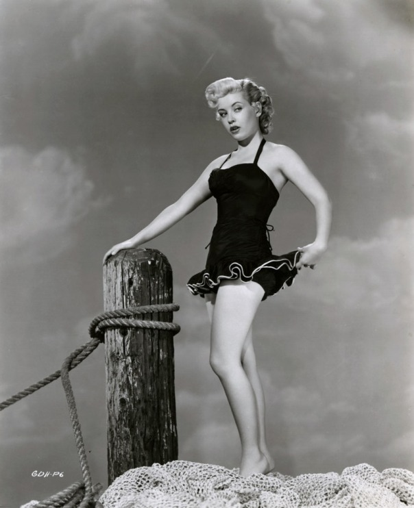 Gloria DeHaven 1949 Publicity Photo