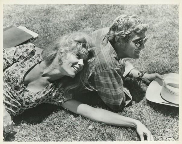 JENNIFER BILLINGSLEY BO HOPKINS in White Lightning '73 GRASS