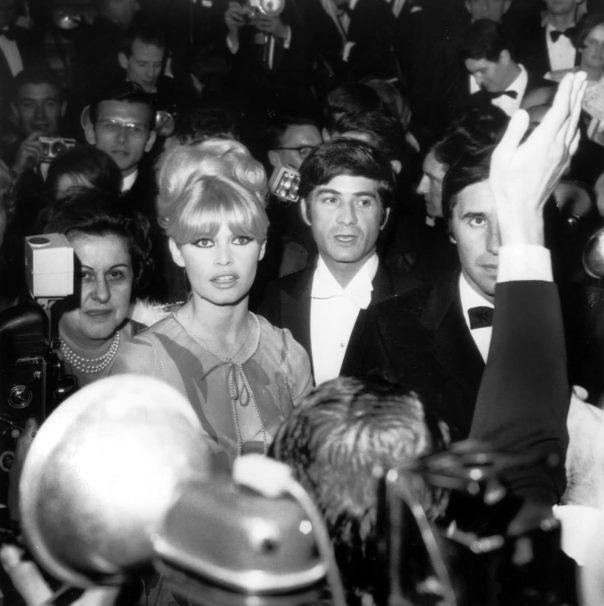 Brigitte Bardot photographers