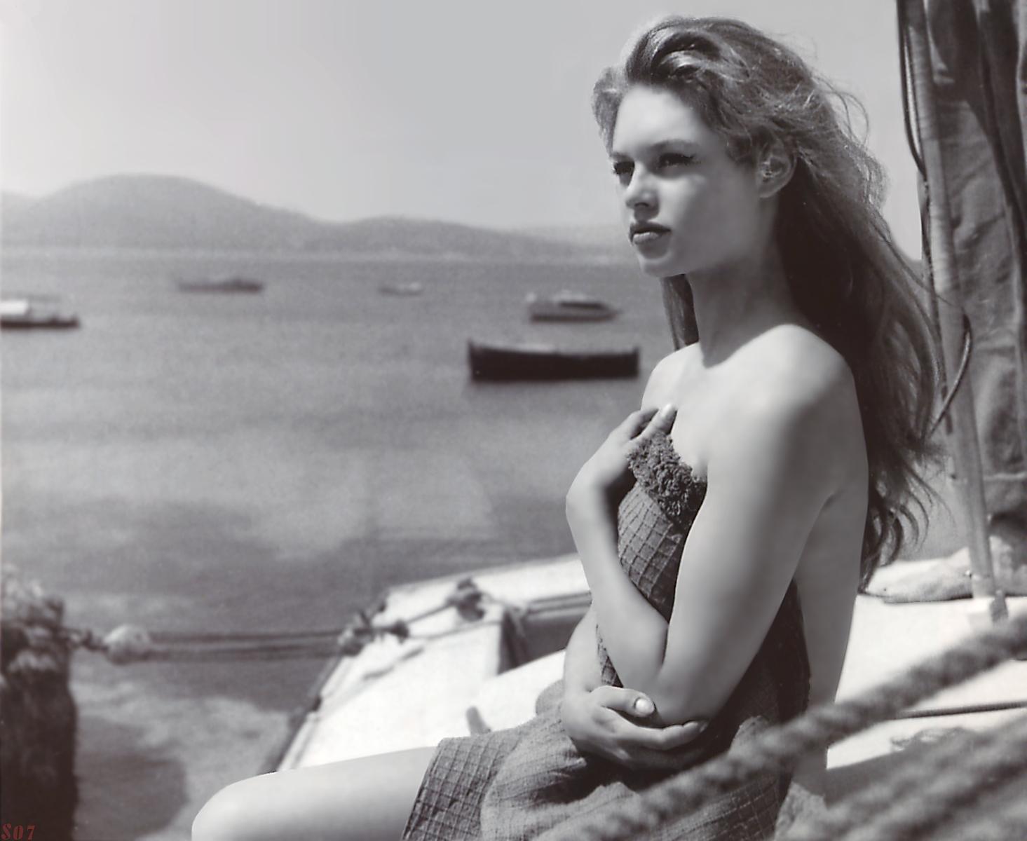 Brigitte Bardot Naked 24 Femmes Per Second