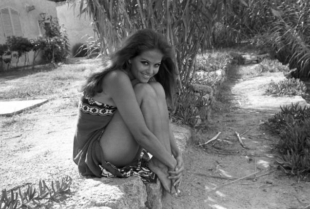 Claudia Cardinale cactus garden-3