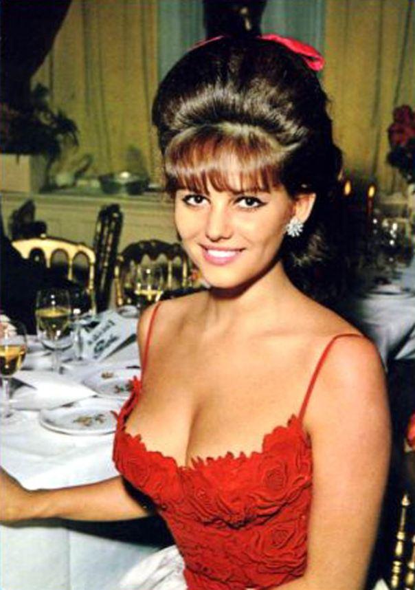 Claudia Cardinale card132
