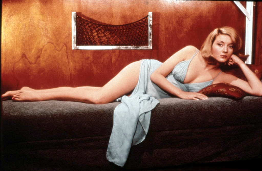 Daniela Bianchi Nude Pictures - Daniela Bianchi Naked Pics