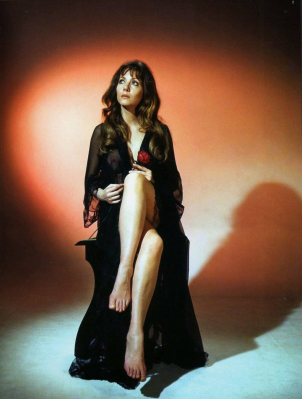 Ingrid Pitt The Vampire Lovers