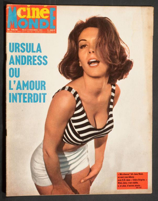 JANE WALD COVER 16 NOVEMBER 1965