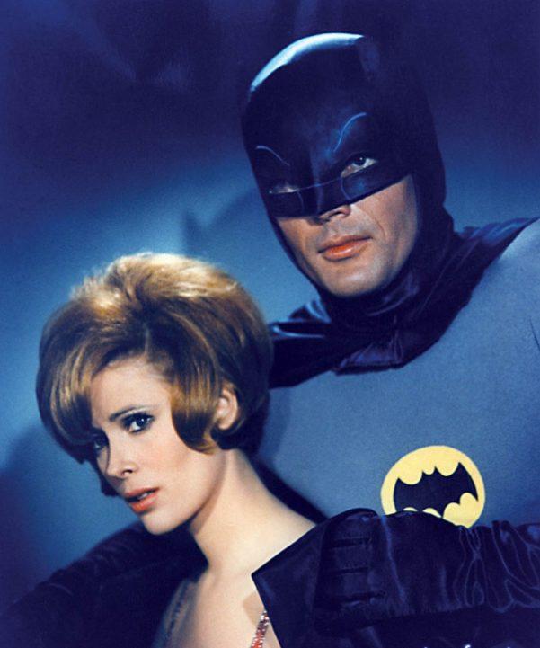 Jill St John batman
