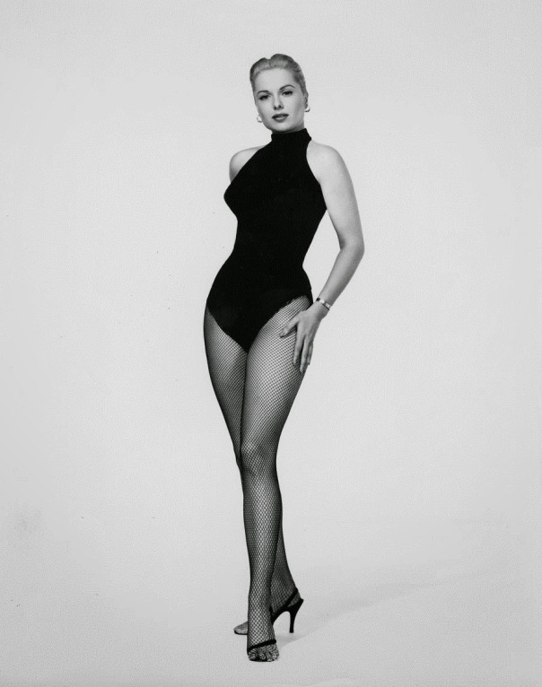 Martha Hyer legs