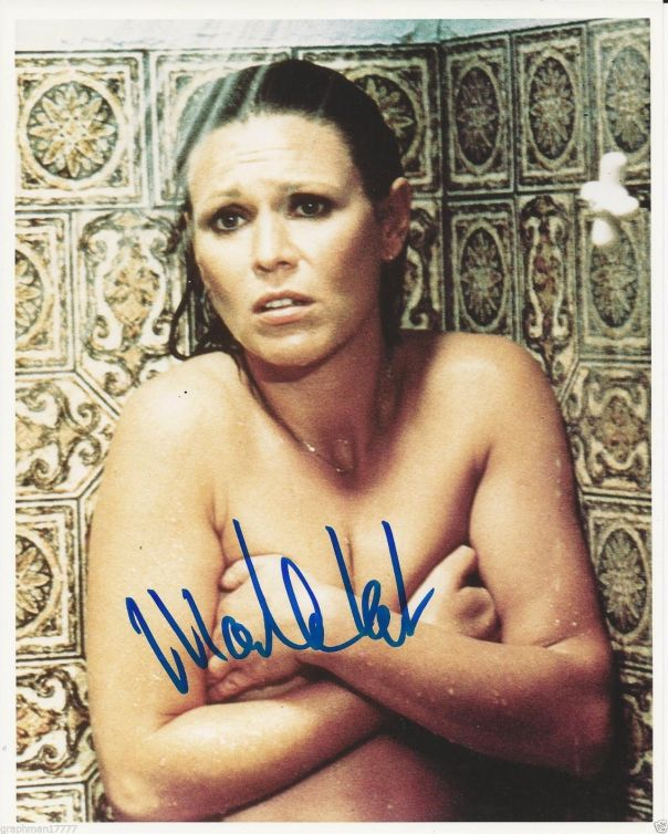 "Martha Keller Autographed 8""- X 10"" Color Photo"