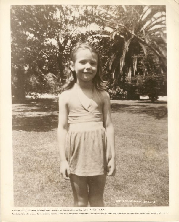 Natalie Wood child