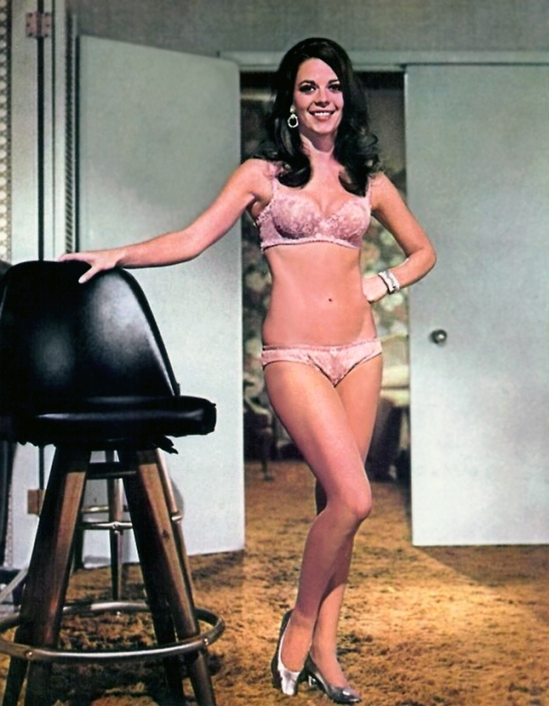 Natalie Wood underwear