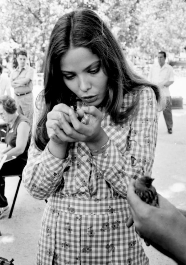 Ornella Muti by Gianni Ferrari, 1972