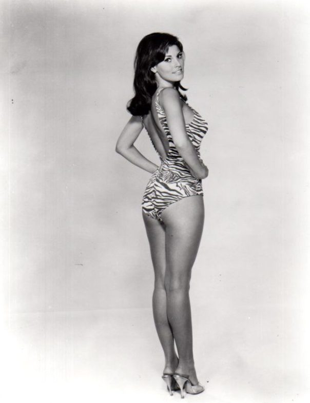 Raquel Welch Leggy Bikini 8x10 photo Q1415
